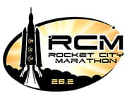 Rocket City Marathon logo