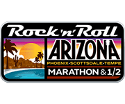 Arizona Rock 'n' Roll Marathon logo