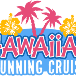 Hawaiian Running Cruise Kona Half Marathon logo on RaceRaves