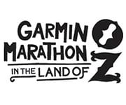Garmin Marathon in the Land of Oz logo
