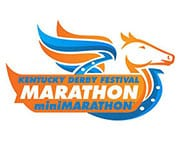 Kentucky Derby Festival Marathon and miniMarathon logo