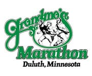 Grandma's Marathon logo