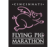 Cincinnati Flying Pig Marathon logo