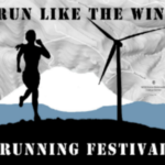 Run Like The Wind Running Festival logo on RaceRaves