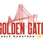 Golden Gate Half Marathon & 5K logo on RaceRaves