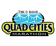 Quad Cities Marathon logo