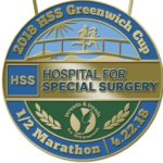 Greenwich Cup Half Marathon logo on RaceRaves