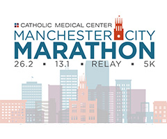 Manchester City Marathon, Half Marathon, Relay & 5K logo on RaceRaves