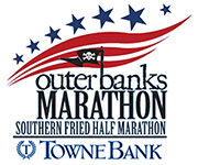 Outer Banks Marathon and Southern Fried Half Marathon logo