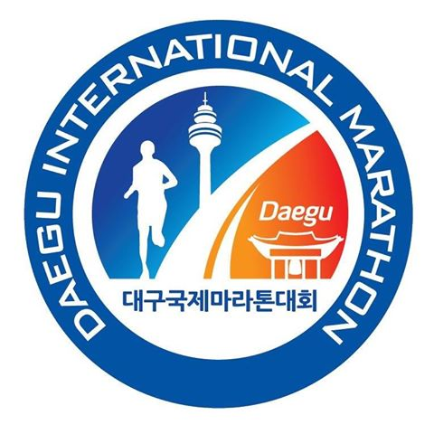 Daegu International Marathon logo on RaceRaves