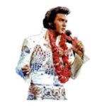 Elvis Presley 5K logo on RaceRaves