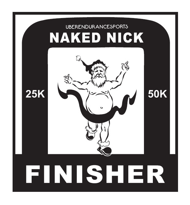 Naked Nick logo on RaceRaves