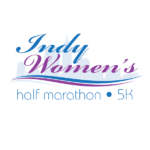Indy Women's Half Marathon & 5K logo on RaceRaves