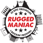 Rugged Maniac New Jersey logo on RaceRaves