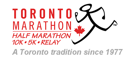 Toronto Marathon logo on RaceRaves