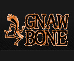 Dances With Dirt Gnaw Bone logo on RaceRaves