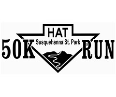 HAT Run 50K logo on RaceRaves