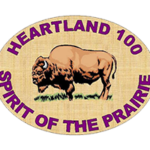 Heartland 100 logo on RaceRaves