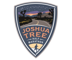 Joshua Tree Half Marathon logo on RaceRaves