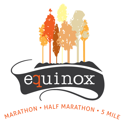 Fall Equinox Marathon, Half Marathon & 5 Mile logo on RaceRaves