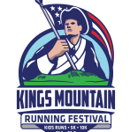 Kings Mountain Running Festival logo on RaceRaves