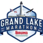 Grand Lake Marathon logo on RaceRaves