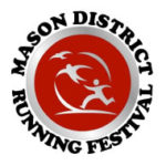 Mason District Running Festival logo on RaceRaves