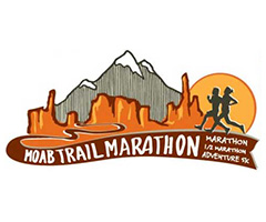 Moab Trail Marathon & Half Marathon logo on RaceRaves