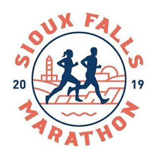 Sioux Falls Marathon & Half Marathon logo on RaceRaves