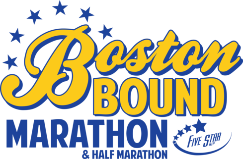 Boston Bound Marathon logo on RaceRaves