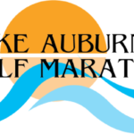 Lake Auburn Half Marathon logo on RaceRaves