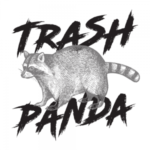 Trash Panda logo on RaceRaves
