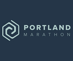 Portland Marathon logo on RaceRaves