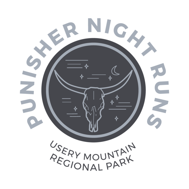 Punisher Night Runs logo on RaceRaves
