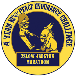 Too Slow for Boston Marathon (fka 2Slow4Boston) logo on RaceRaves