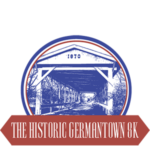 Germantown 8K logo on RaceRaves