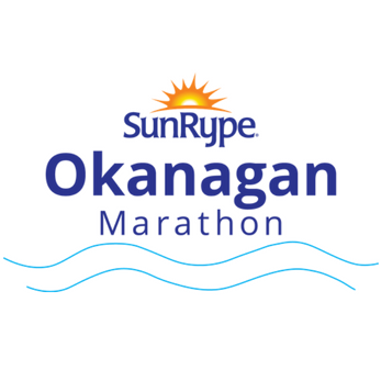 Okanagan International Marathon logo on RaceRaves