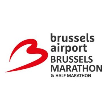 Brussels Marathon & Half Marathon logo on RaceRaves