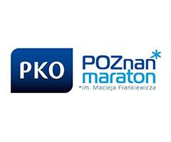 Poznan Marathon logo on RaceRaves