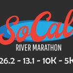 SOCAL River Marathon logo on RaceRaves