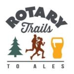 Rotary Trails to Ales 5K & 2K logo on RaceRaves