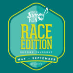 River Jam Run: Race Edition (May) logo on RaceRaves