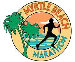 Myrtle Beach Marathon logo on RaceRaves