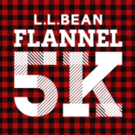 L.L. Bean Flannel 5K Freeport, ME logo on RaceRaves