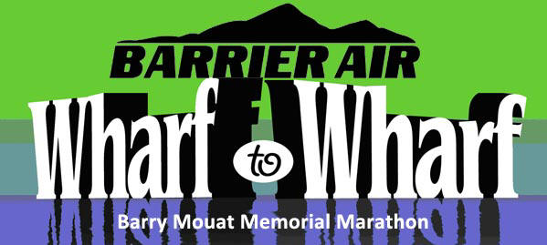 Great Barrier Island Marathon (Wharf2Wharf) logo on RaceRaves