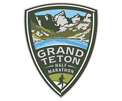 Grand Teton Half Marathon & 5K logo on RaceRaves