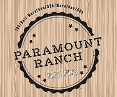 Paramount Ranch Trail Runs logo on RaceRaves
