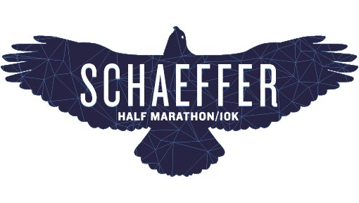 Schaeffer Half Marathon & 10K Trail Run logo on RaceRaves
