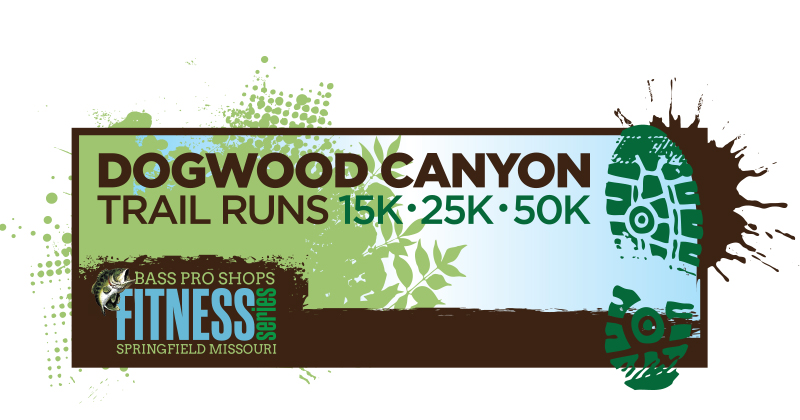 Dogwood Canyon Trail Runs logo on RaceRaves