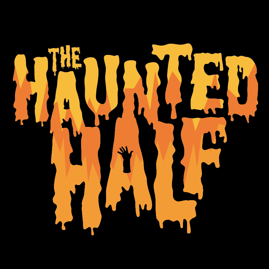 The Haunted Half Austin logo on RaceRaves
